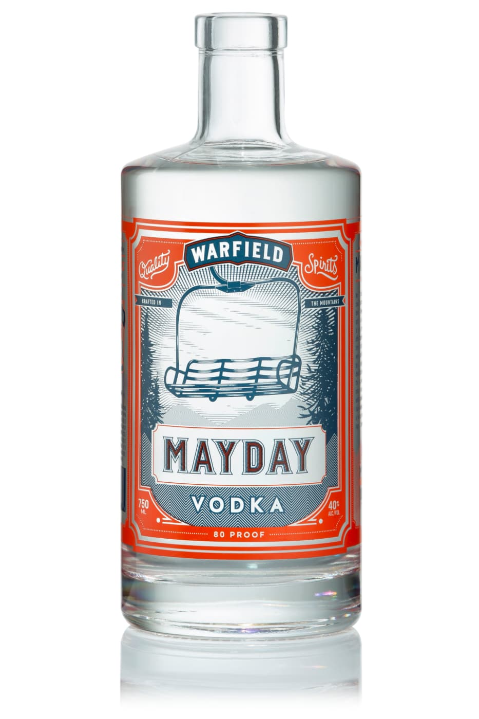 Warfield Distillery Vodka