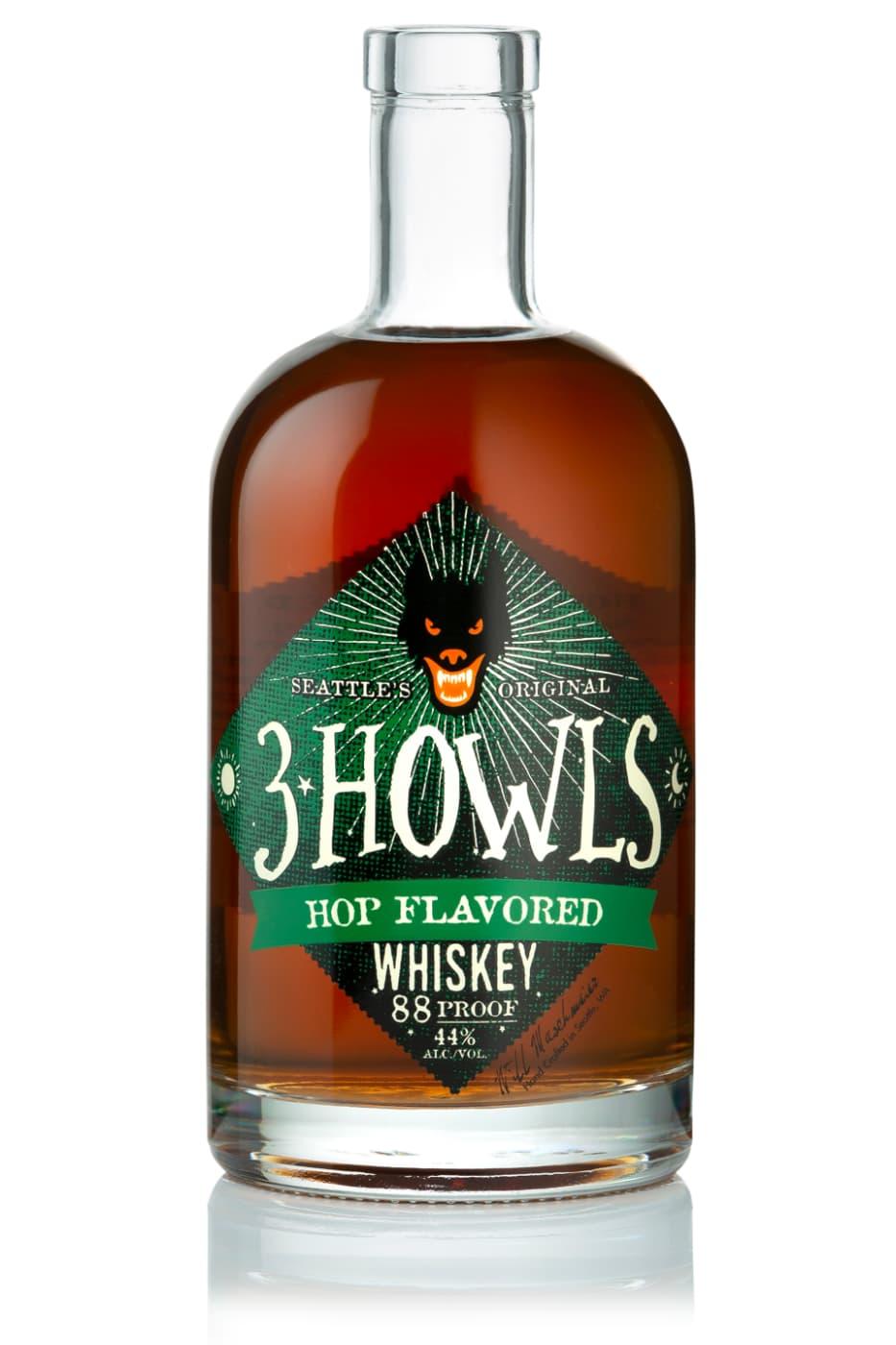 3 Howls Whiskey