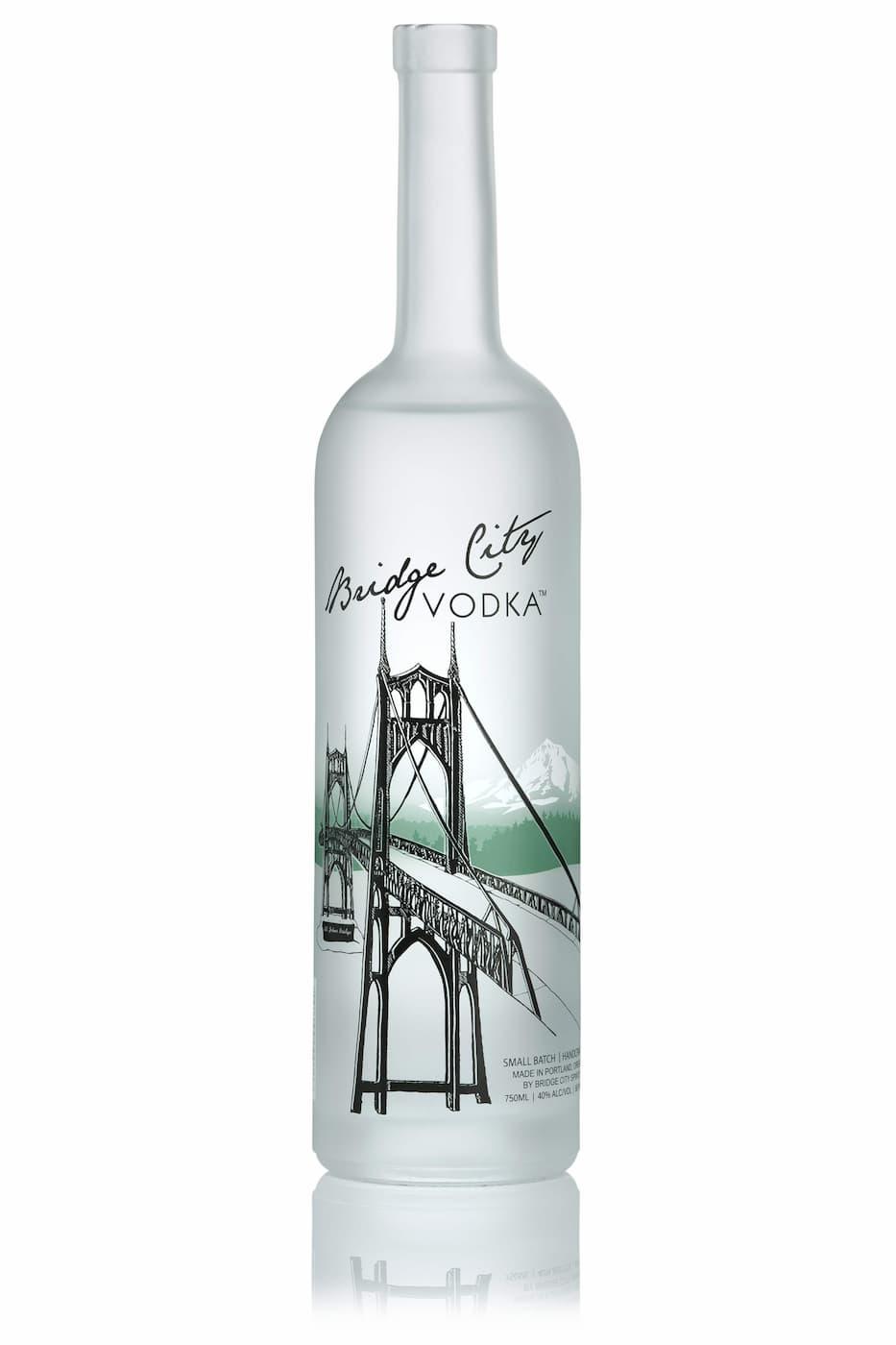 Bridge City Vodka