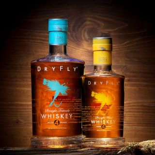 Dry Fly Distilling Custom Whiskey Bottles Photo credit Dieter Kühl - dk@dk-foto.at