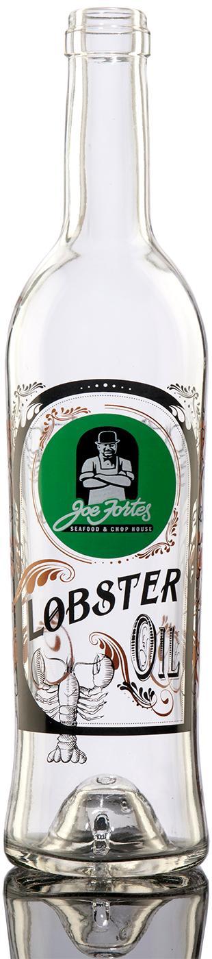 Joe Fortes Lobster Oil