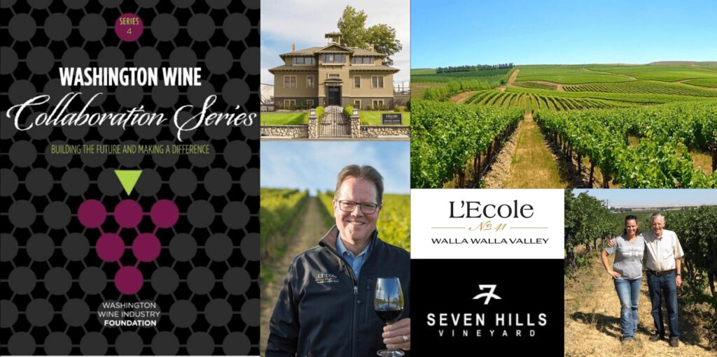 Washington Wine Industry Foundation Collaboration Series 4